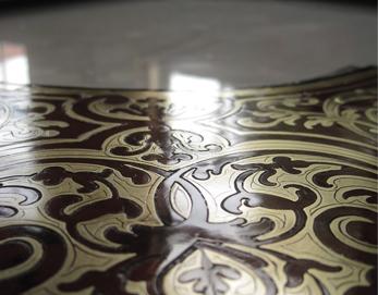Lignes d 39 art restauration de meubles anciens - Cerusage de meuble ...