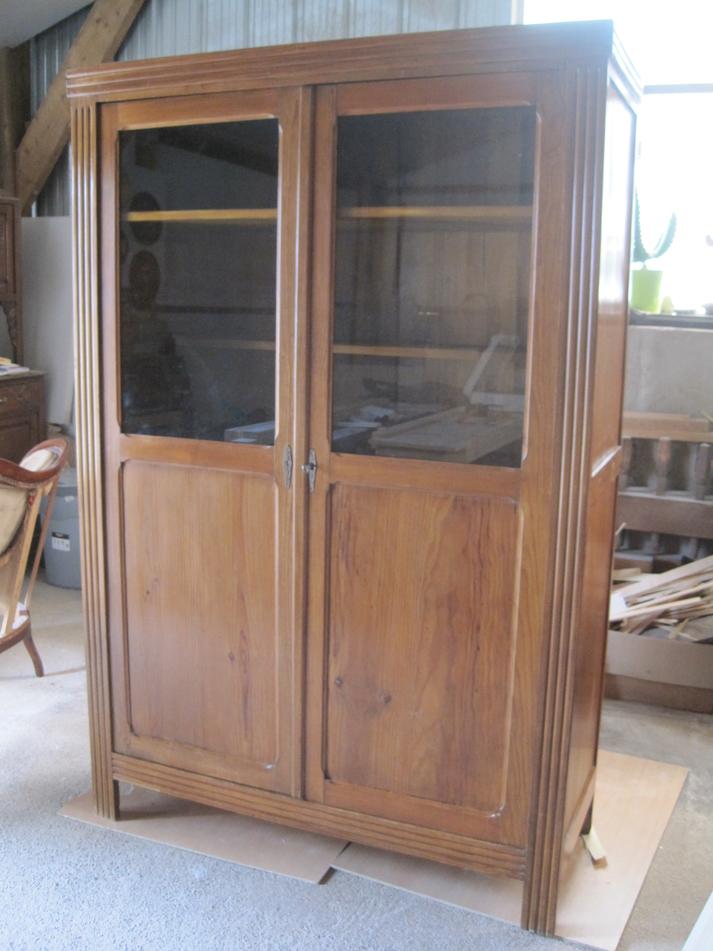 Cerusage de meuble photos de conception de maison for Restauration de vieux meubles
