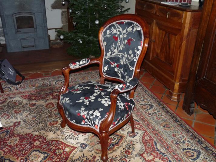Salon acajou lignes d 39 art restauration de meubles anciens - Restauration de meubles anciens ...